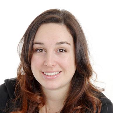 Maude Rajotte - Assistante