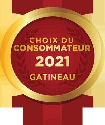 Choix du consommateur Gatineau 2021