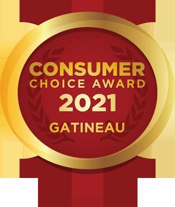Consumer choice award 2021 Gatineau